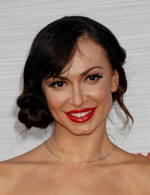 Karina Smirnoff -  The Amazing Spider-Man  Los Angeles Premiere in Westwood (June 28, 2012)