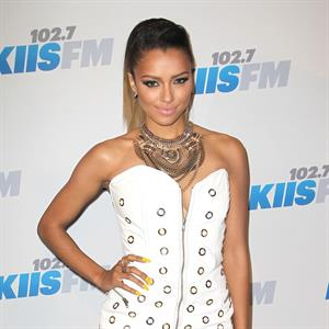 Katerina Graham - KIIS FM's 2012 Jingle Ball - Dec. 1, 2012