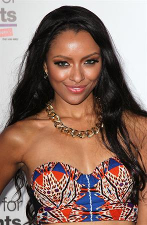 Katerina Graham - Staples & DoSomething.org Party for a Cause for Kids In Need in Universal City (July 22, 2012)