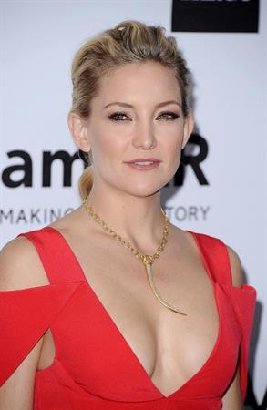Kate Hudson amfAR's Inspiration Gala in Hollywood 10/11/12