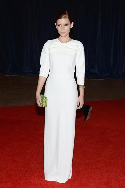 Kate Mara White House Correspondents' Association Dinner in Washington, D.C. 4/27/13