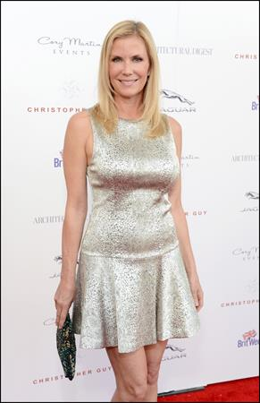 Katherine Kelly Lang 7th Annual Britweek: BritWeek Design Icon Award Presentation (April 26, 2013)