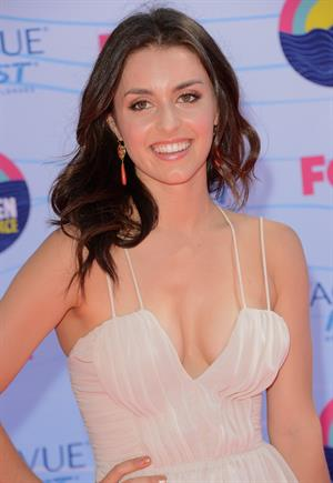 Kathryn McCormick - 2012 Teen Choice Awards in Universal City (July 22, 2012)