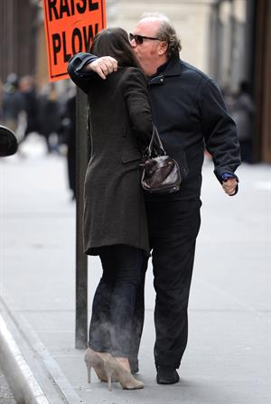 Katie Holmes  in New York City (04.02.2013)