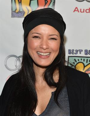 Kelly Hu Best Buddies' Bowling For Buddies Event, April 21 2013