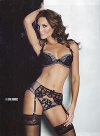 Zuleyka Rivera in lingerie