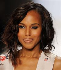 Kerry Washington 'Project Runway' Spring Show - Mercedes-Benz Fashion Week (September 6, 2013)