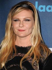 Kirsten Dunst 24th Annual GLAAD Media Awards - Los Angeles, Apr. 20, 2013