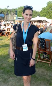 Kirsty Gallacher Barclaycard British Summer Time Concert - Day 2 - London, Jul. 6, 2013