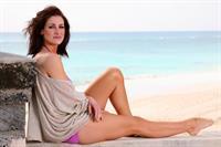 Kirsty Gallacher Bikini Photoshoot