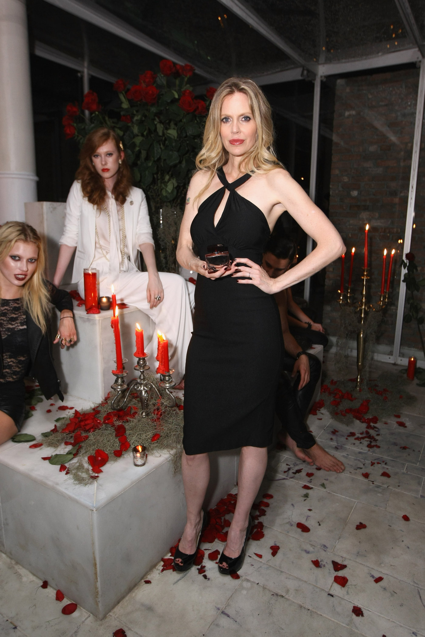Kristin Bauer - HSN & HBO Launch Forsaken Inspired By True Blood in New York City (July 26, 2012)