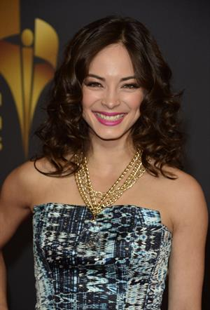 Kristin Kreuk Canadian Screen Awards in Toronto 3/3/13