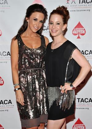 Lacey Chabert attends Ante Up For Autism event in California - September 22, 2012