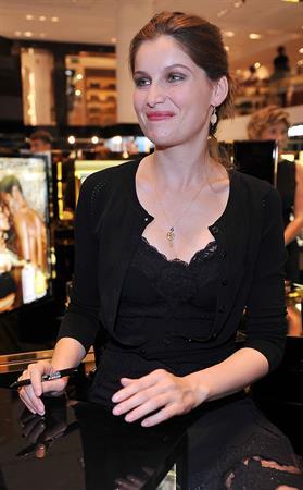Laetitia Casta Dolce & Gabbana Perfume Launch - Milan Fashion Week Womenswear S/S 2013 (Sep 23, 2012)