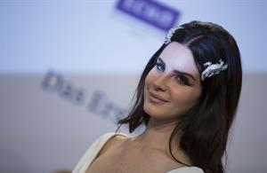 Lana Del Rey Attends the Echo Awards at the Messe Berlin Fairgrounds in Berlin (21.03.2013)