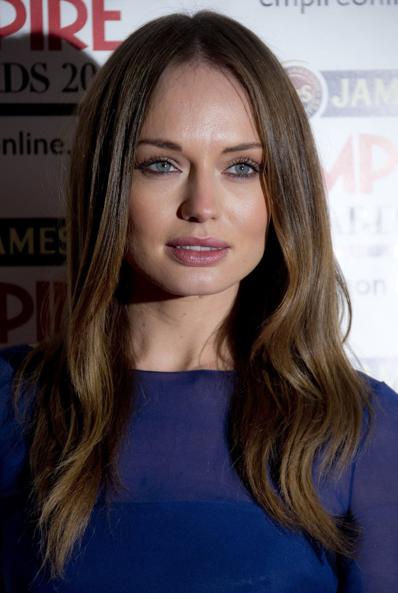 Laura Haddock Jameson Empire Film Awards - London, Mar. 24, 2013