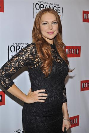 Laura Prepon  Orange Is The New Black  New York Premiere - Jun. 25, 2013