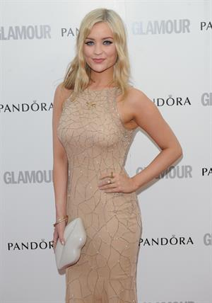 Laura Whitmore - Glamour Women of the Year Awards 2012 in London (May 29, 2012)