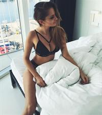 Paulina Mikolajczak in a bikini