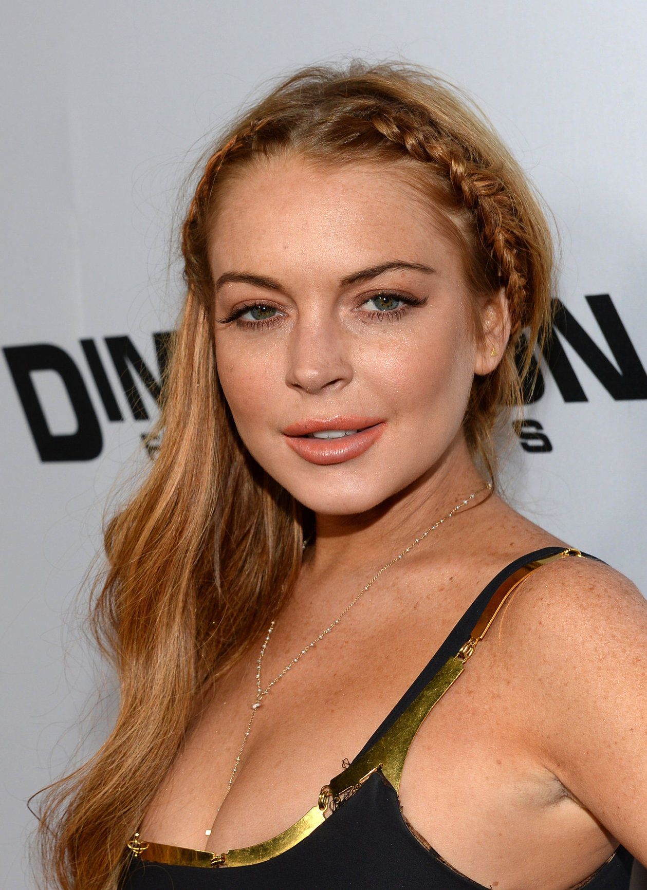 Lindsay Lohan Scary Movie 5 premiere in Hollywood on April ... Lindsay Lohan