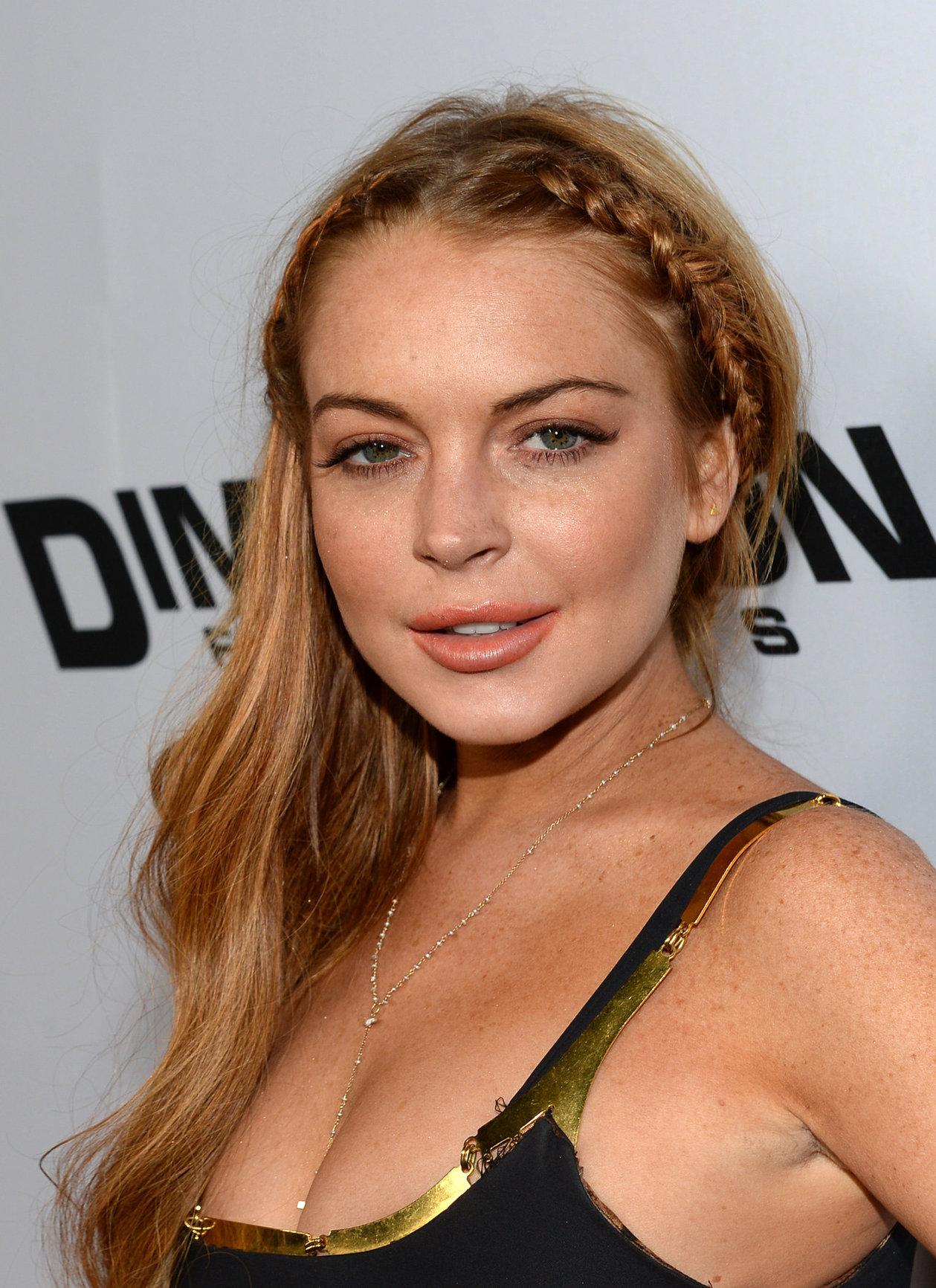 Lindsay Lohan Scary Mo... Lindsay Lohan