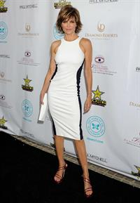 Lisa Rinna Brent Shapiro Foundation Summer Spectacular (September 7, 2013)