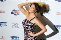 Lisa Snowdon - Capital FM's Summertime Ball in London, June 9, 2012