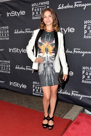 Lyndsy Fonseca TIFF HFPA/InStyle Party - 2013 Toronto International Film Festival, September 9, 2013