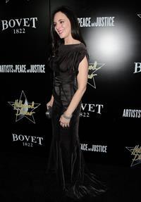 Madeleine Stowe Domino & Bovet 1822 Gala in Hollywood 2/21/13