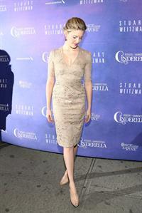 Maggie Grace 'Cinderella' Broadway Opening Night in New York 3/3/13
