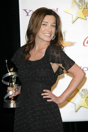 Margo Harshman - ShoWest 2009 Awards in Las Vegas