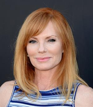 Marg Helgenberger CW, CBS And Showtime 2013 Summer TCA Party, July 29, 2013