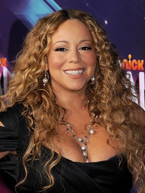 Mariah Carey Nickelodeon's TeenNick HALO Awards (November 17, 2012)
