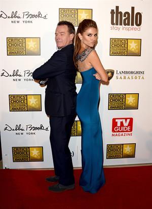 Maria Menounos 3rd Annual Critics' Choice Television Awards in LA 6/10/13