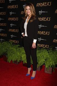 Maria Menounos Andrea's Grand Opening at Wynn in Las Vegas 1/16/13