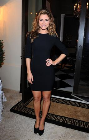 Maria Menounos M.S.Photoshoot in Los Angeles 04.01.13