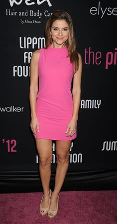 Maria Menounos 8th Annual Pink Party in Santa Monica 10/27/12