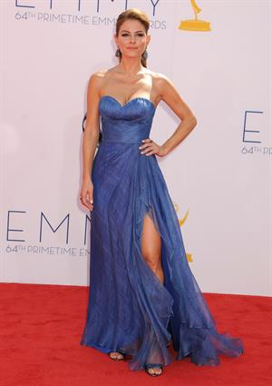 Maria Menounos - 64th Primetime Emmys Nokia Theatre LA Sept 23, 2012