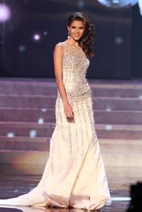 Marie Payet [Miss France Universe 2012] 2012 Miss Universe Pageant in Las Vegas (Dec 19, 2012)