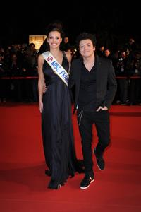 Marine Lorphelin 14th NRJ Music Awards in Cannes (Jan 26, 2013)