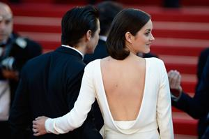 Marion Cotillard 'The Immigrant' Premiere during the 66th Cannes Film Festival - May 24, 2013