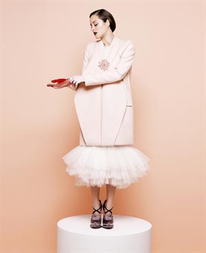 Marion Cotillard - Peter Hapak Photoshoot 2012