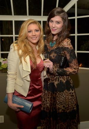 Mary Elizabeth Winstead Vanity Fair And Juicy Couture Celebration Of The 2013 Vanities Calendar, Feb 18, 2013