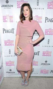 Mary Elizabeth Winstead 2013 Film Independent Filmmaker Grant And Spirit Awards Nominees Brunch, Jan 12, 2013