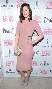 Mary Elizabeth Winstead 2013 Film Independent Filmmaker Grant And Spirit Awards Nominees Brunch, Jan 12, 2013