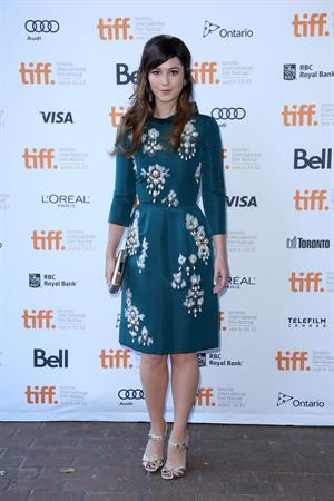 Mary Elizabeth Winstead  Smashed  Premiere - 2012 Toronto International Film Festival, September 12, 2012