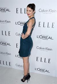 Mary Elizabeth Winstead 19th Annual ELLE Women In Hollywood Celebration, Oct 16, 2012