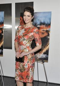 Mary Elizabeth Winstead  Smashed premiere in New York - October 4, 2012