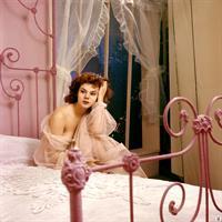 Carrie Radison nude Playboy June 1957