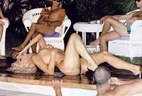 Farrah Fawcett Nude Playboy December 1995